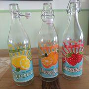 Retro Flaschen