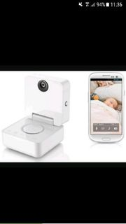 Babyphone mit Camera