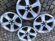 4x Alufelgen org Mercedes f