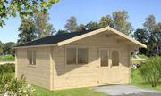 Große Holzhütte Fontainebleau 3 von