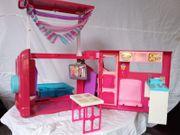 Barbie Wohnmobil Camper