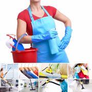 Reinigung Hilfe für Privathaushalt