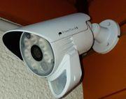Visor Tech Überwachungskamera