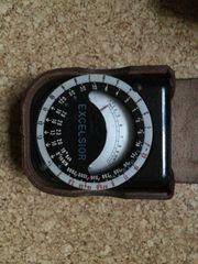 analoger Belichtungsmesser Mini-