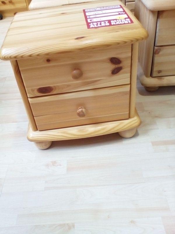 Nachttisch Kiefer massiv neu und original verpackt in Böblingen ...