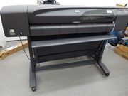 HP DesignJet 800 Plotter Großformatdrucker