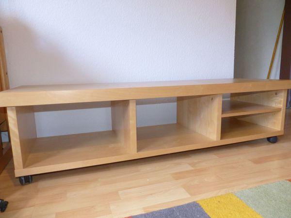 Ikea Uppleva Televisie : Tv bank ikea oppli echtholz furnier birke. in weissach phono tv