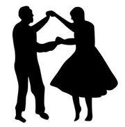 Tanzpartnerin für Boogie-