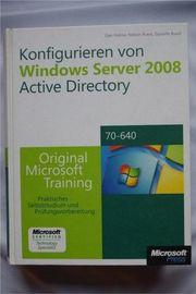 Konfigurieren von Windows Server 2008