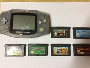 Gameboy Advance clear