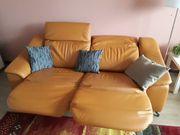 Lede-Sofa 2 5-Sitzer mit Motor