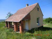 Weinberghaus in Ungarn,