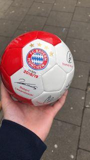 FC Bayern München Ball mit