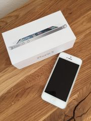 IPhone 5, Silber,