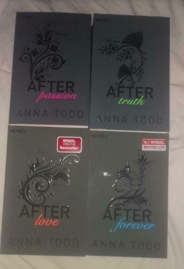 After Buchreihe