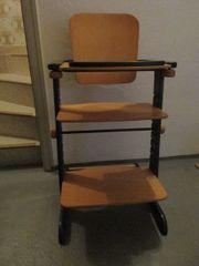 kinderhochstuhl holz in m nchen kinder baby spielzeug. Black Bedroom Furniture Sets. Home Design Ideas