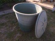Graf Regenfass 210 Liter Kunstoff