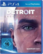 PS4 Detroid Become Human