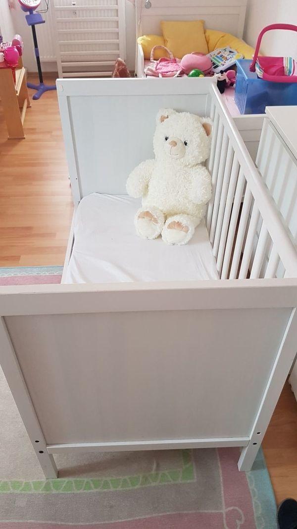 babybett ikea ankauf und verkauf anzeigen finde den billiger preis. Black Bedroom Furniture Sets. Home Design Ideas