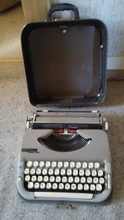 Schreibmaschine Princess
