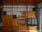 Wohnwand in Kirschbaum TOP Qualität