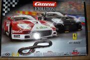 Carrera Rennbahn EVOLUTION GT Race