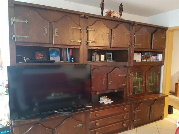 Wohnzimmerschrank 3 teilig mit unglaublich