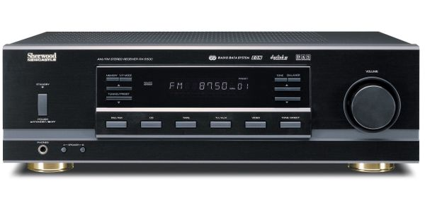 Sherwood RX-5700 STEREO Receiver 2x