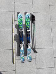 Kinderski K2 Indy - 100cm - gut