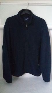 GAP Fleece Jacke dunkelblau Gr
