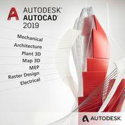Autodesk AutoCAD Toolsets 2019 2018 -