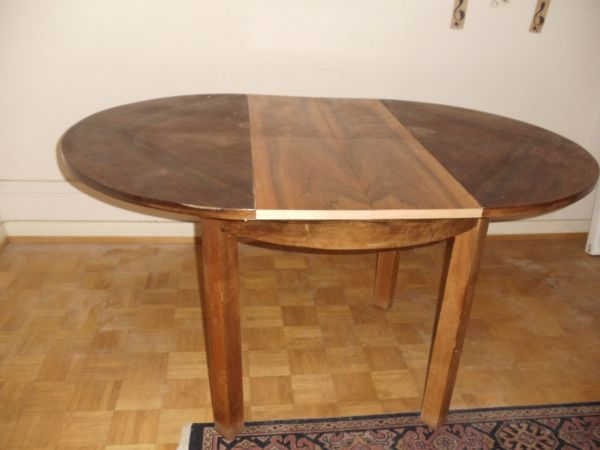 Esstisch massiv ausziehbar antik  Runder Tisch Ausziehbar Antik in Bretten - Sonstige Möbel ...