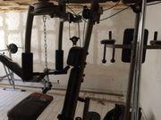 Hammer Fitnessgerät sehr gut erhalten