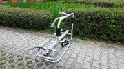 Deichselträger für 2 E-Bike s