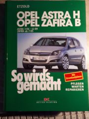 Opel-Astra Reparatur-Handbuch