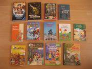13 Kinder- und Jugendbücher Top-Zustand