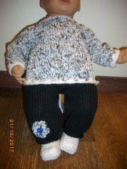 Puppenkleidung Annabell Chou