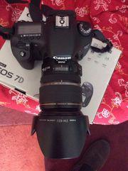 Canon 7 D EF-S 17-55