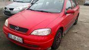 Opel Astra Caravan,