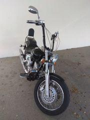Yamaha XVS 1100 DragStar Custom