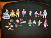 Playmobil Figuren und