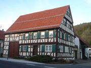 Denkmalgeschütztes Fachwerkhaus mit