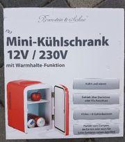 Mini-Kühlschrank 12V /