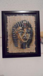 Pharao Bild Ägypten 80 er