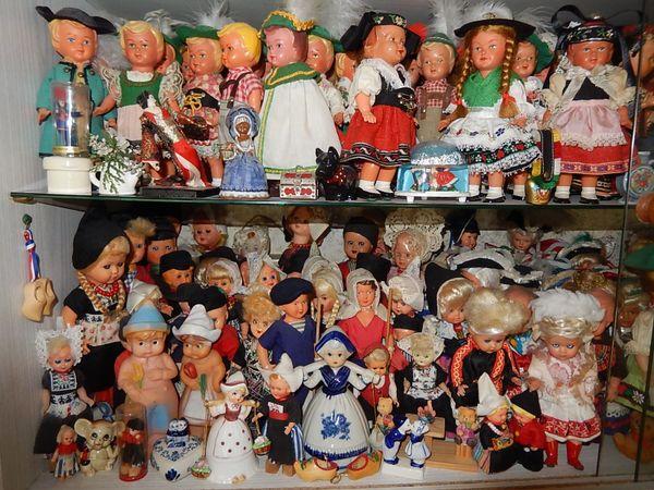 Über 200 Puppen, » Sonstige Sammlungen