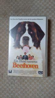 VHS Video ein Hund namens