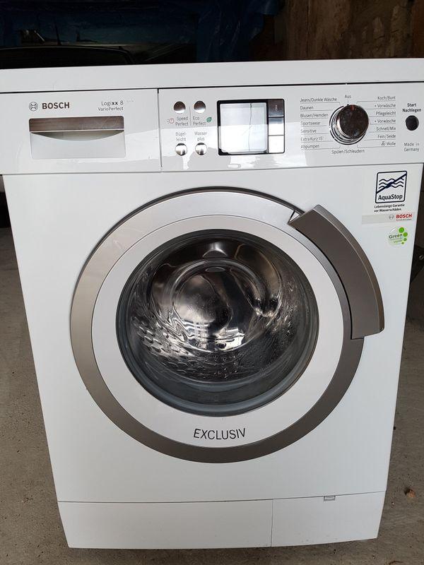 bosch waschmaschine verkaufe ankauf und verkauf anzeigen. Black Bedroom Furniture Sets. Home Design Ideas