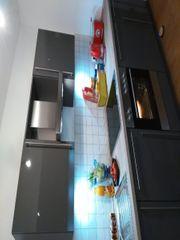 Küche inkl Siemens Einbaugeräte Herd
