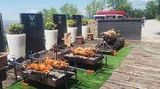 Spanferkel BBQ-Catering Wien Grillmeister