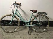 Fahrrad Damenfahrrad Hartje